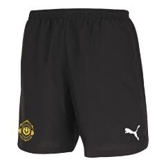 Liga Zip Pkt Short-+ LOGO - black-white