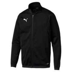 Liga Jacket-Black-CLUB LOGO - Black